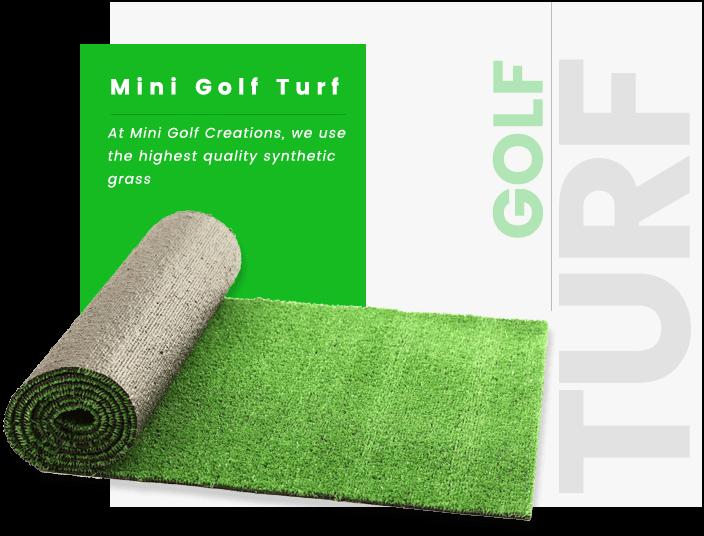 Mini Golf Turf