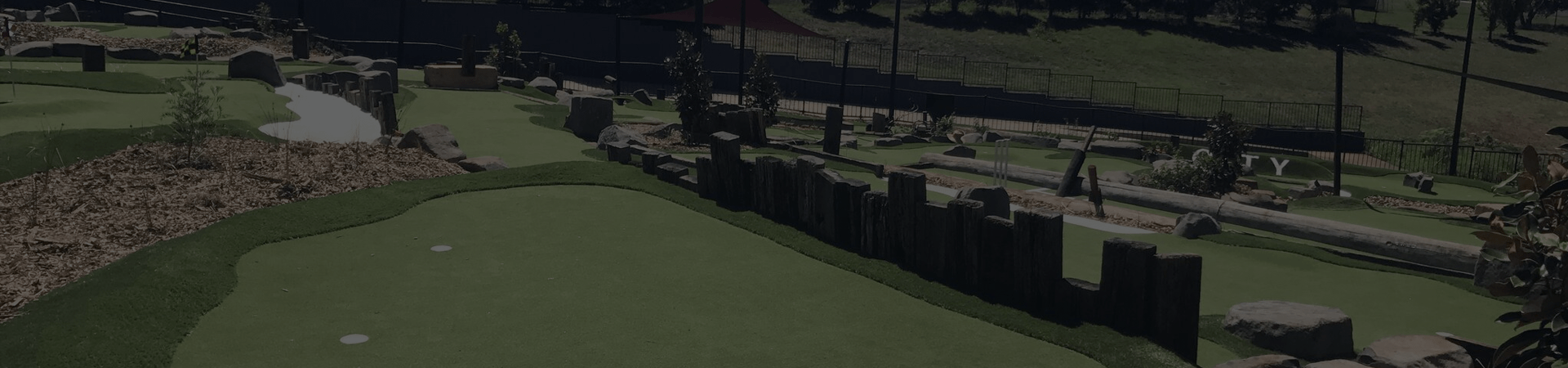 Mini Golf Course Design, Miniature Golf Design - Australia & SE Asia