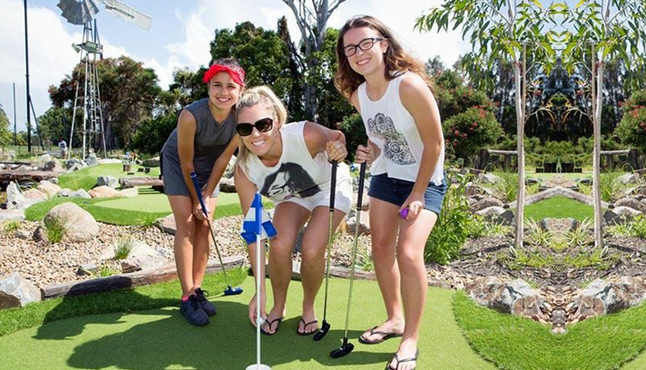 Mini Golf Creations