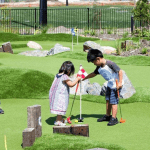 benefits of mini golf for kids