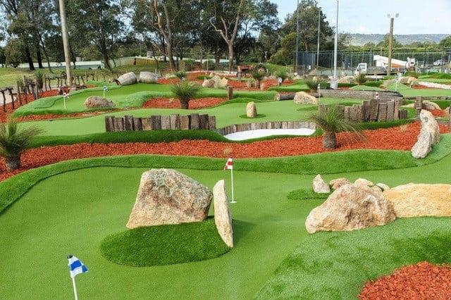 Maroochy River Mini Golf